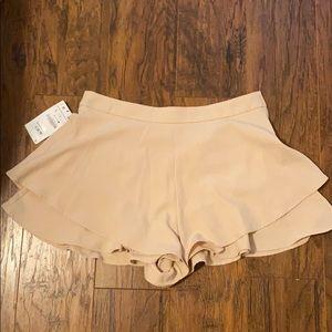 COPY - Zara Ruffle Shorts
